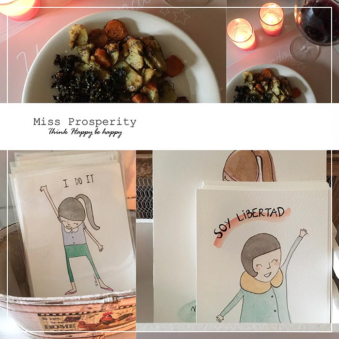 Art&Tea Miss Prosperity