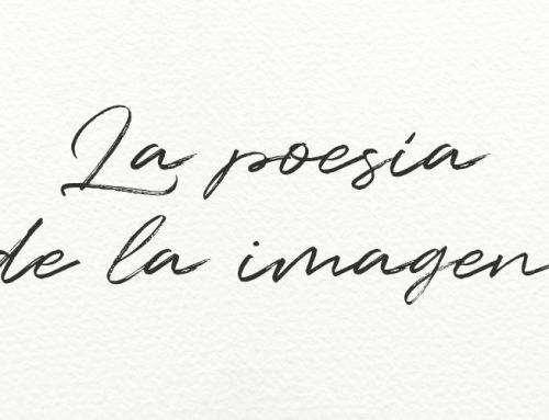La poesía de la imagen
