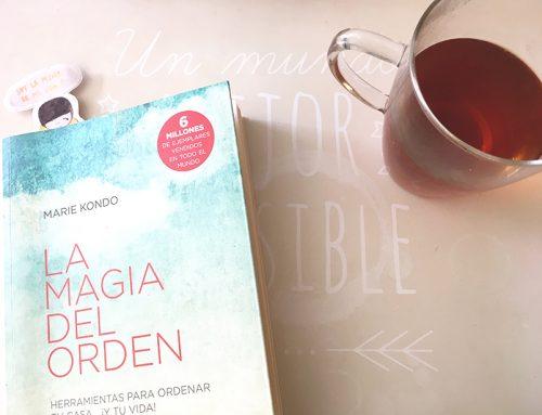 Conversaciones sobre 'La magia del orden' de Marie Kondo