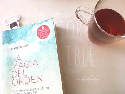 La magia del orden Marie Kondo