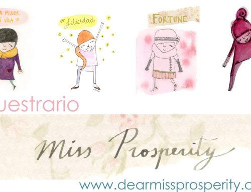 Miss Prosperity: Abundancia y Prosperidad por 1€