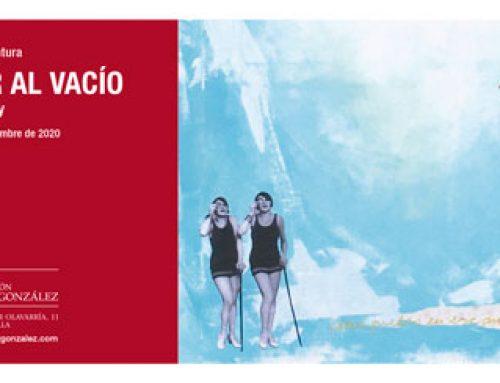 """""""Saltar al vacío"""" Exposición en la Fundación Alvargonzález"""