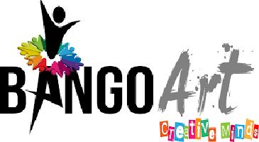 Miss Prosperity en la radio con Bango Art